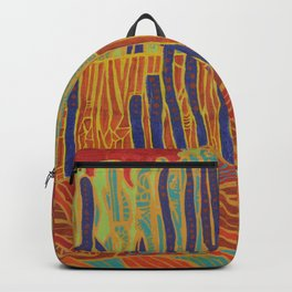 ABSTRACT FOREST 3 Backpack