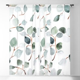 Eucalyptus Blackout Curtain