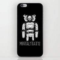 yeti iPhone & iPod Skins featuring YETI by Powis
