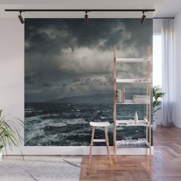 wild ocean Wall Mural