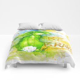 Be Brave In Color Comforters