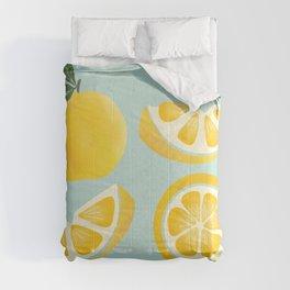 Calming Fruit Series: Yuzu Comforters