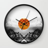 xbox Wall Clocks featuring Why down the circle by Stoian Hitrov - Sto