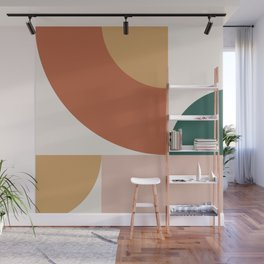 Abstract Geometric 13 Wall Mural