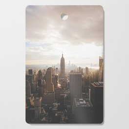 Empire State of Mind Cutting Board