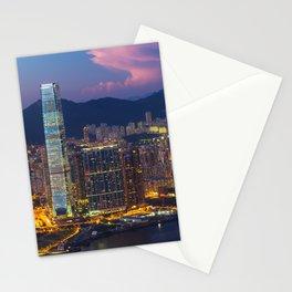 HONG KONG 26 Stationery Cards