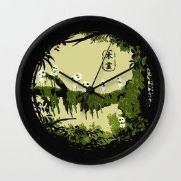 Kodamas Wall Clock