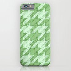 frog houndstooth Slim Case iPhone 6s