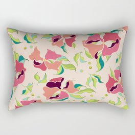 Pink Champagne – Cocktail Time Rectangular Pillow