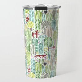 Welcome to the forest! Travel Mug