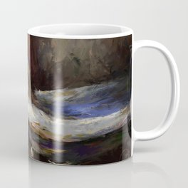 The Burnout. Coffee Mug