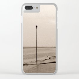 NORTHSEA ANGEL Clear iPhone Case