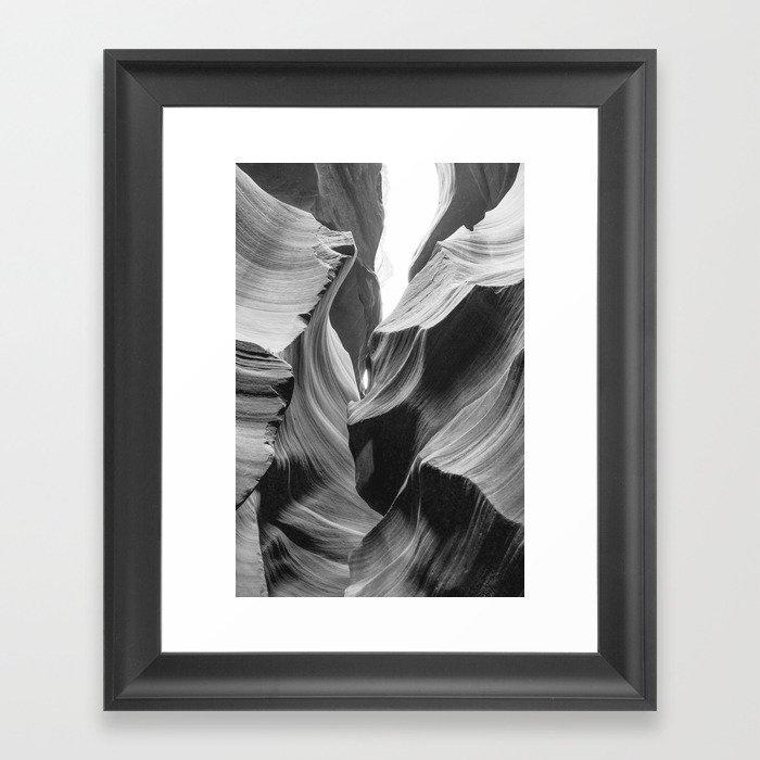 ANTELOPE CANYON / Arizona Desert Gerahmter Kunstdruck