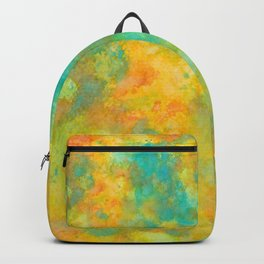 Ink Play - Abstract 01 Backpack