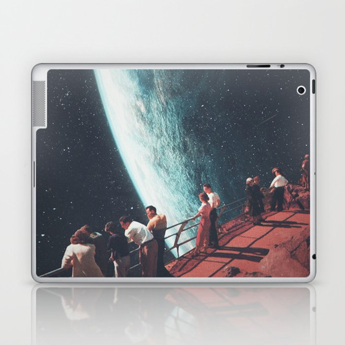 Missing the ones we Left Behind Laptop & iPad Skin
