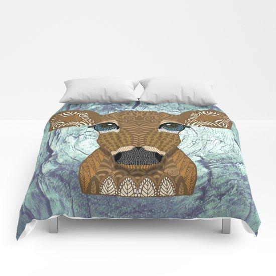 Doe eyed Comforters