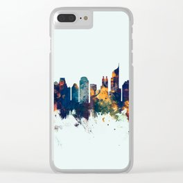 Jakarta Skyline Indonesia Clear iPhone Case