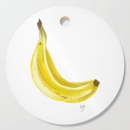 Banana Cutting Board