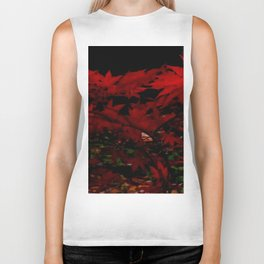 red red red Biker Tank