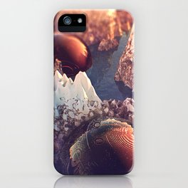 Golden Sphere's iPhone Case