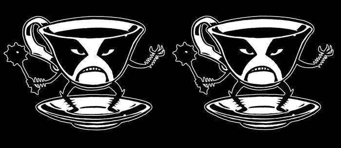 Black tea Coffee Mug
