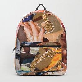 Slash - Magazine Collage Backpack