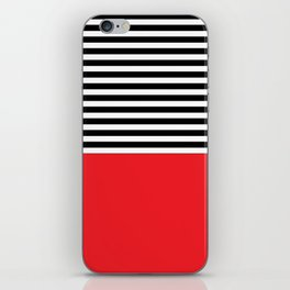 SIMPLICITY iPhone Skin