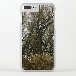 in the willows Clear iPhone Case