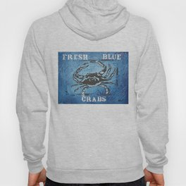 Fresh Blue Crabs Hoody