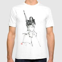 men strike T-shirt