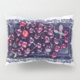Winter Cherry Pillow Sham