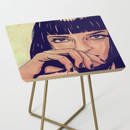 Mia Wallace Side Table