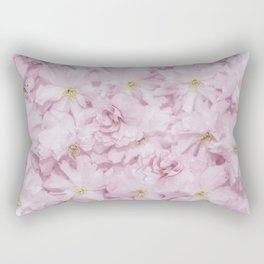 Sakura- Cherry Blossom pattern Rectangular Pillow