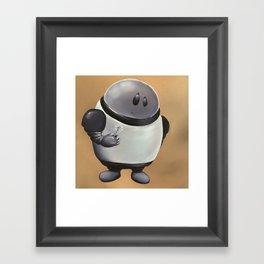 Romanticbot Framed Art Print