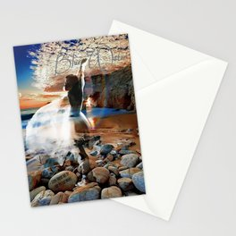 Stevie Nicks - Blue Water Stationery Cards