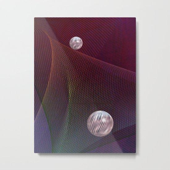 Balls 6 Metal Print