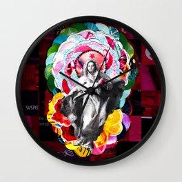 Maria (mãe de Jesus) Mary (mother of Jesus) #2 Wall Clock