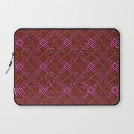 African Mud Cloth Inspired | Diamond Pattern Laptop Sleeve