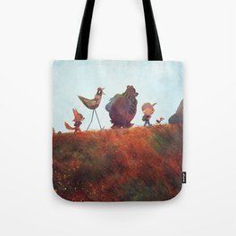 The Expedition Tote Bag