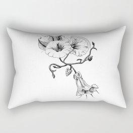 Bindweed Design Rectangular Pillow