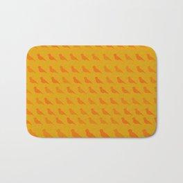 Bird Pop Series Bath Mat