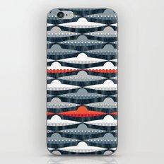 Space Race iPhone & iPod Skin
