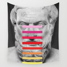 Sculpture With A Spectrum 2 Wall Tapestry