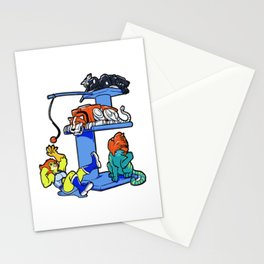 Nineteen Eighty Stationery Cards