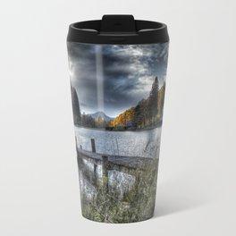 Blue Loch Ard Travel Mug