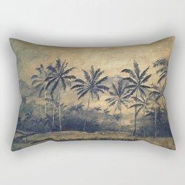 6am at Central Java Rectangular Pillow
