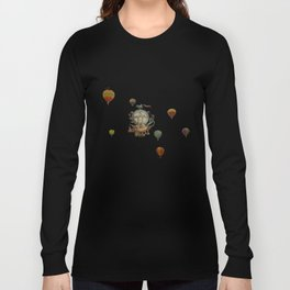 La Minerve 1803  travel in style Long Sleeve T-shirt
