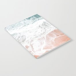 Sands of Coral Haze Notebook