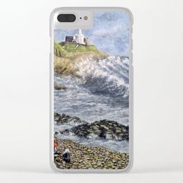 Mumbles Point Clear iPhone Case