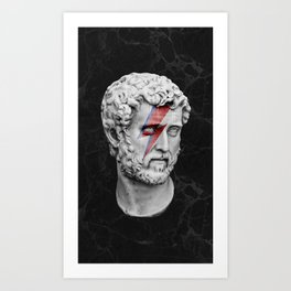 Espanto Art Print